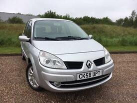 Renault Scenic 1.6 VVT Dynamique 2009 58 *LOW MILES, CLEAN CAR, FULL S/HISTORY*
