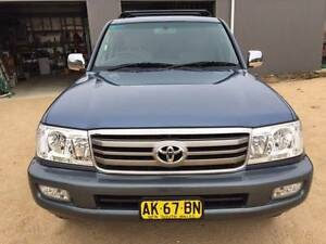 2006 Toyota LandCruiser Wagon Jindabyne Snowy River Area Preview