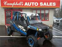 SOLD!!! 2013 POLARIS RZR JAGGED X EDITION