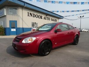 2007 Chevrolet Cobalt SS 2.4l 4CYL 5spd manual
