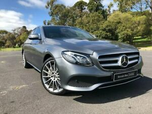 2018 Mercedes-Benz E-Class W213 809MY E450 9G-Tronic PLUS 4MATIC Grey 9 Speed Sports Automatic Sedan Mount Gambier Grant Area Preview