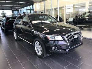 2015 Audi Q5 2.0T Progressiv, Accident Free, Panoramic Roof