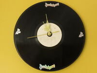 "12"" Vinyl Record Wall Clock"
