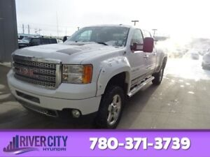 2012 GMC Sierra 2500HD 4WD CREWCAB DENALI Rear DVD,  Heated Seat
