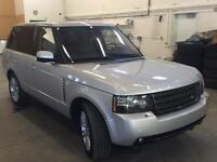 2012 Land Rover ~ Range Rover ~ HSE Luxury Edition $393 B/W