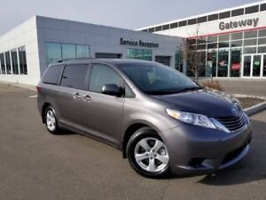 2017 Toyota Sienna 5DR LE 8-PASS FWD Backup Cam, Power Sliding D