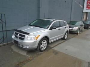 2007 DODGE CALIBER ONLY 99000 KMS