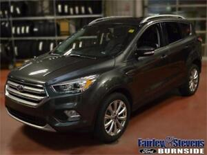 2017 Ford Escape Titanium $254 Bi-Weekly OAC