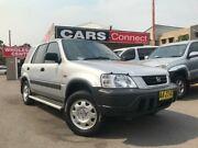1999 Honda CR-V (4x4) Silver 4 Speed Automatic 4x4 Wagon Edgeworth Lake Macquarie Area Preview
