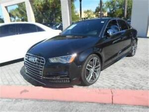 2015 Audi S3 AWD! ONLY 19,322 MILES!
