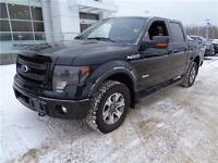 ** 2013 ** FORD ** FX-4 ** SUPERCREW ** 4WD ** ECOBOOST **