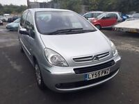 2006 Citroen Xsara Picasso, starts and drives very well, MOT until January 2017, just had cambelt an