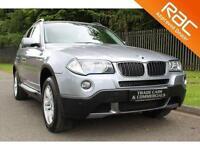 2008 58 BMW X3 2.0 D SE 5D 177 BHP DIESEL