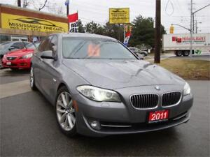 2011 BMW 535i,NAVIGATION,REAR&FRONT CAMERA,NO ACCIDENT