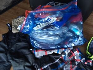 ***Attention Moms! Big Bag of Clean Boys Size 4 Clothing!!***