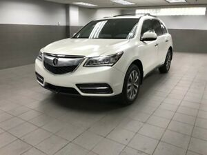 2015 Acura MDX Technology Package SH-AWD *Roof Rails & Crossbars