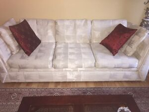 3 seats Sofa and Love seat