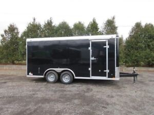 Used Trailers For Sale Ontario >> 8x16 Enclosed Trailer Find Great Deals On Used And New Cars