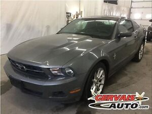 Ford Mustang V6 Pony Pack Cuir MAGS *Bas Kilométrage* 2010