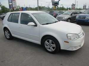 2009 Volkswagen City Golf (GARANTIE 2 ANS INCLUS) *96000KM*