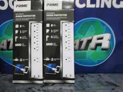 NEW Panamax MAX 2 Premier Series Surge Protector New in Box! 2 Outlets