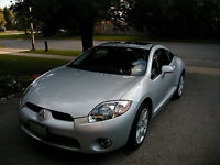 2006 Mitsubishi Eclipse GT V6 Loaded and Like NEW