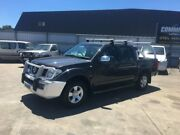 2007 Nissan Navara D40 ST-X (4x4) 6 Speed Manual Lilydale Yarra Ranges Preview