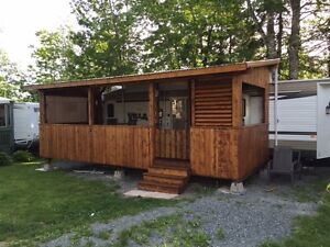 TRADE Trailer and cash for waterfront or acreage property