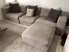 Large Raft Sofa