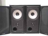 100W Mission M732 Bi-wired Stereo Speakers - Heathrow