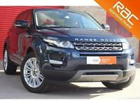 2013 Land Rover Range Rover Evoque 2.2 TD4 Pure Tech 4x4 5dr