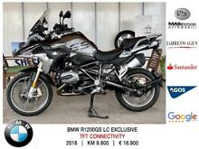 Bmw R 1200 GS LC TFT EXCLUSIVE Pack Comfort, Touring, Dynamic