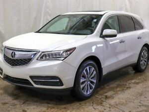 2016 Acura MDX Tech Package SH-AWD w/ DVD, Navigation, Sunroof