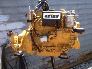 MOTEUR VETUS M4.14 33HP