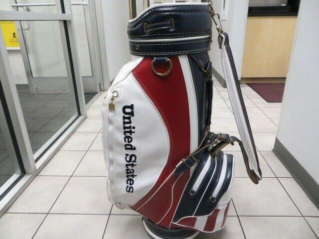 Extremely Rare Miller US Ryder Cup Golf Bag