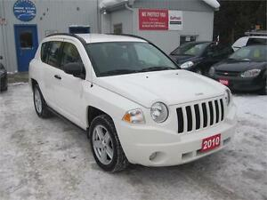 2010 Jeep Compass Sport| BOXING WEEK SPECIAL|ONE OWNER