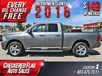 2009 Dodge Ram 1500 SLT W/ 4X4-Alloy Wheels-Factory Tow