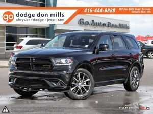 2018 Dodge Durango GT - Leather - Sunroof - Navigation - Dual DV