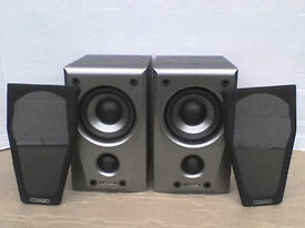 75W Mission Stereo Speakers - Heathrow