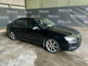 2006 Subaru Liberty Black Automatic 4-Door Sedan Carrara Gold Coast City Preview