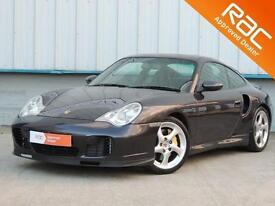 2001 PORSCHE 911 MK 996 3.6 TURBO COUPE TIPTRONIC S COUPE PETROL