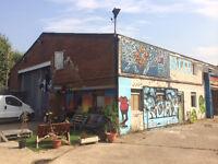 Bright studio in Amazing Warehouse (all bills inc)