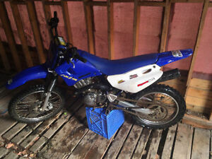 Dirt Bike - Yamaha TTR 125