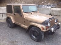 Jeep TJ 2000 automatique 3500$