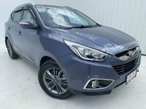2013 Hyundai ix35 LM3 MY14 Trophy Blue 6 Speed Sports Automatic Wagon Mundingburra Townsville City Preview