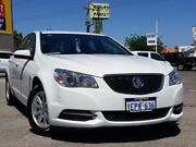 2014 Holden Commodore VF MY14 Evoke White 6 Speed Sports Automatic Sedan Morley Bayswater Area Preview