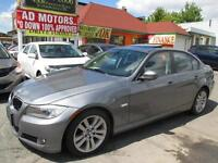 2011 BMW 323I LEATHER SUNROOF  56KM- APPROVED FINANCING!!