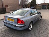 Volvo S60 2.0* TURBO**AUTOMATIC** S 4dr,PETROL,3 OWNERS,SERVICE HISTORY,3 KEYS,HPI CLEAR
