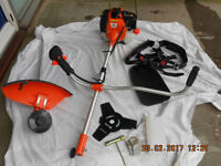 52cc brush cutter and strimmer