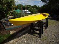 Ottersports plywood sea kayak